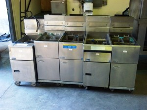 Double Basket Deep Fryer Rental Las Vegas
