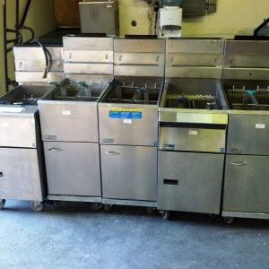 Deep Fryer Rental