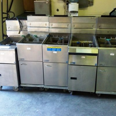 Deep Fryer Rental