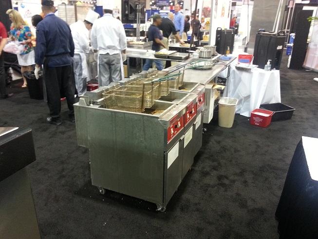 40 lb Electric Deep Fryers