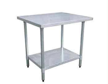 Stainless Steel Food Prep Table