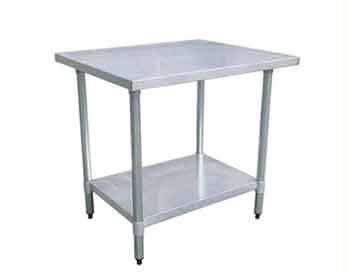Stainless Steel Food Prep Table