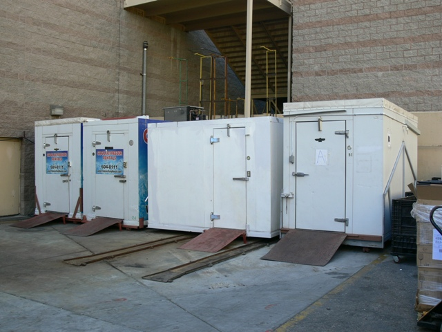 Commercial Walk-In Coolers Las Vegas