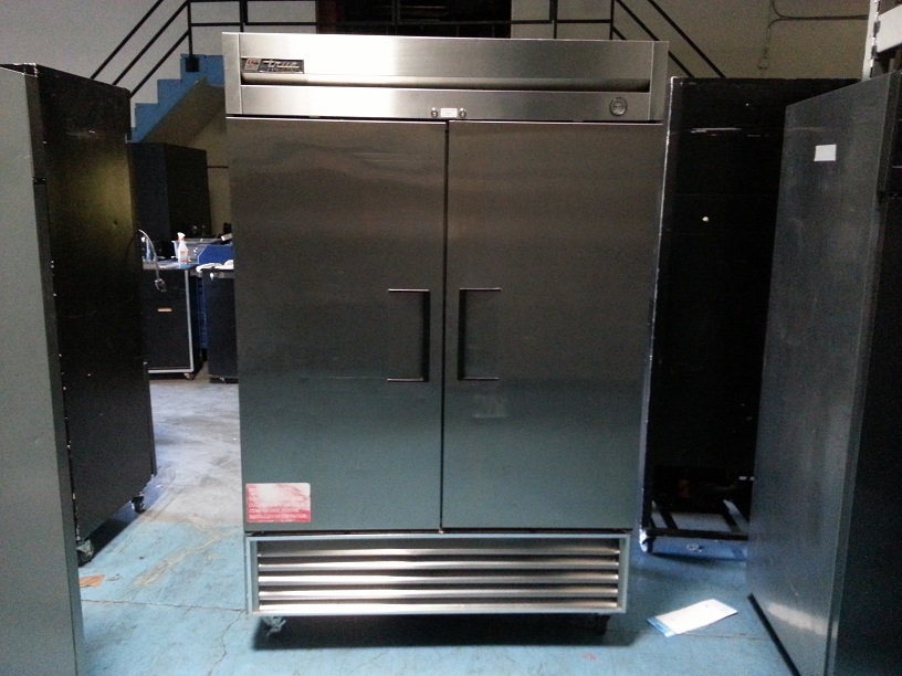 Commercial 2 Door Freezer Rental Las Vegas