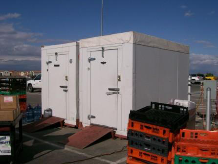 Commercial Walk In Freezer Rental Las Vegas