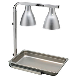 Stainless Steel Heat Lamp Rental