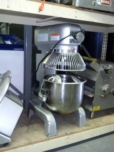 Commercial Kitchen Mixer Rental Las Vegas