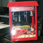 Countertop Popcorn Machine
