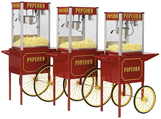 Popcorn Maker Rental
