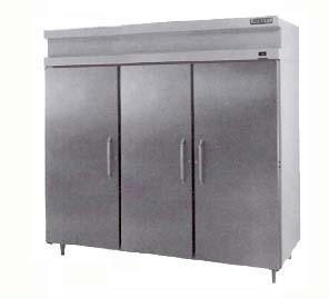 Three Door Reach in Refrigerator Rental Las Vegas
