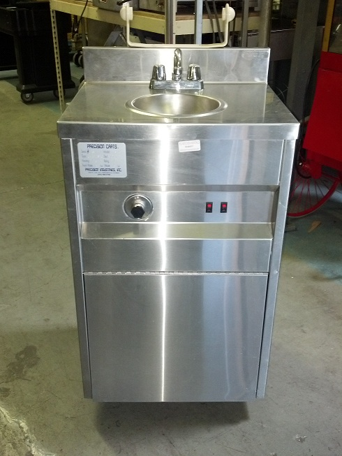 Stainless Steel Hand Sink Rental