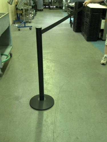Stanchion Crowd Control Devices