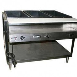 Steam Table Rental