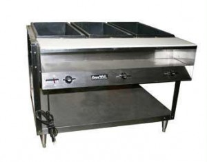 Steam Table Rental Las Vegas