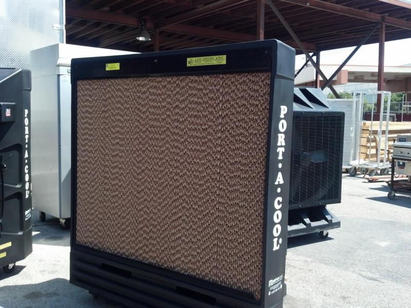 Mobile Cooling Fans