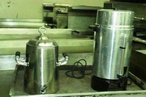 Coffee Maker Percolator Rental