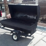 Tow Behind BBQ Grill Rental