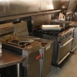 Large Event Kitchen Trailer Rental