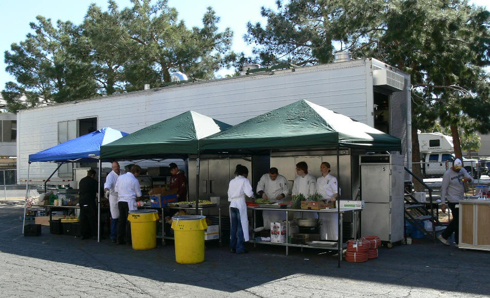 Commercial Mobile Kitchen Southern California