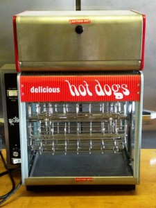 Hot Dog Warmer Rental