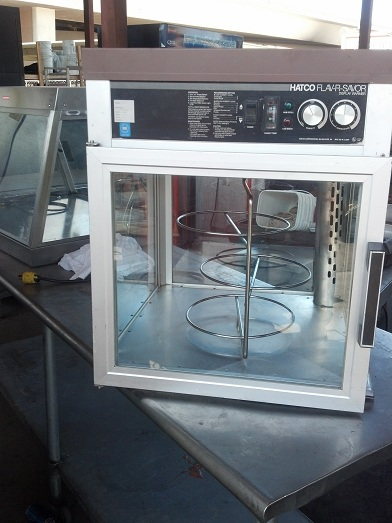 Pizza Display Warmer Rental