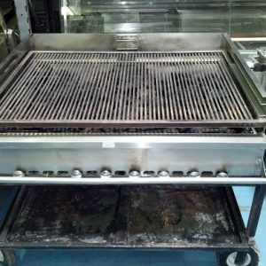 Commercial Gas Barbecue Rental