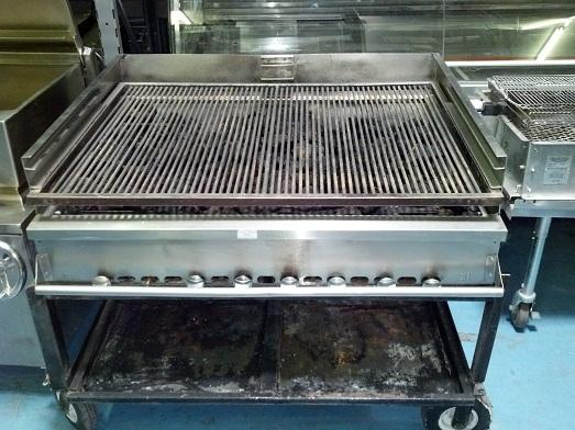 Outdoor Stoves Commercial Gas Barbecue Al Las Vegas