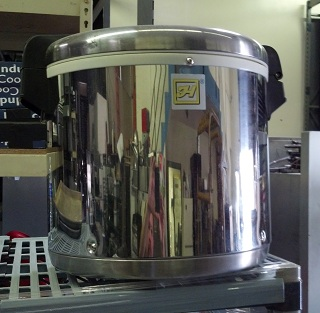Commercial Rice Warmers Rental