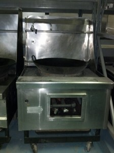 Commercial Wok Range Rental