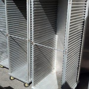 Enclosed Speed Racks