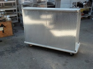 Stainless Portable Bar Rental Las Vegas