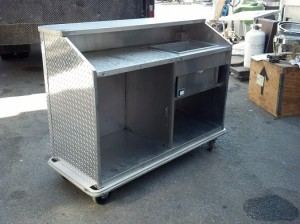 Portable Bar Rental in Las Vegas