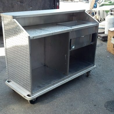 Mobile Bar Rental Las Vegas