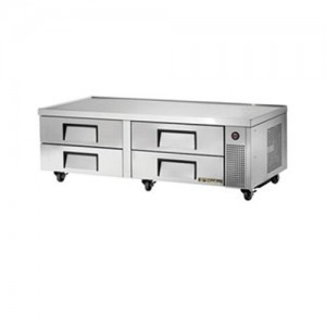 Refrigerated Chef Base Rental