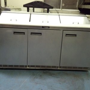 Refrigerated Sandwich Prep Table Rental
