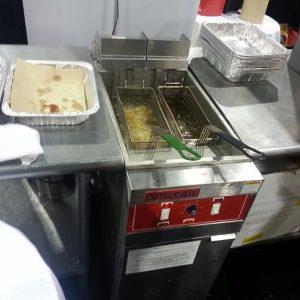 Electric Deep Fryer Rental Las Vegas