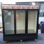 Single Door Reach In Beverage Cooler Rental Las Vegas